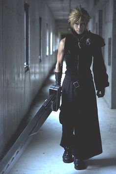 Cloud - Final Fantasy VII: Advent Children