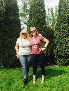 mom and daughter lose weight together