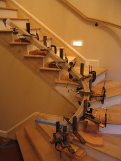 Best Hardwood Handrail Profiles Are Available In Any Wood 400 x 300