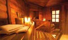 Sauna im Hotel Jagdhof