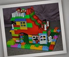 Duplo house inspiration
