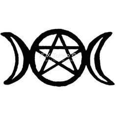 "Pentacle Triple Moon Waterproof Temporary Tattoos 2"" Set of 15 ** Learn more by visiting the image link. (This is an affiliate link and I receive a commission for the sales)"