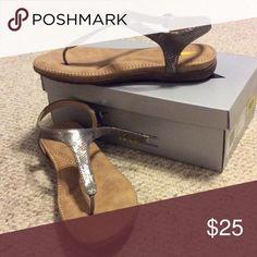 NEVER WORN. Volatile Sandals Never worn. Extremely comfortable sandals. Volatile Shoes Sandals