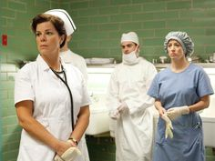 "Marcia Gay Harden stars as the head nurse of the trauma unit at Dallas' Parkland Hospital, where the critically wounded president was taken. Zac Efron plays a rookie doctor, the only doctor on duty at the time. ""One of the greatest things about Parkland is that a few ordinary men were placed under extraordinary circumstances,"" says Efron. ""It's amazing to witness people defy the odds in the face of chaos."""