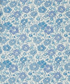 Liberty Art Fabrics Clarisse D Tana Lawn Cotton | Fabric | Liberty.co.uk
