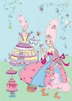 Tea party picture