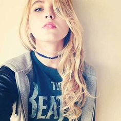 Kathryn newton The star from paranormal activity 4