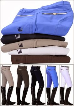 Ricarda Breeches - What colour?