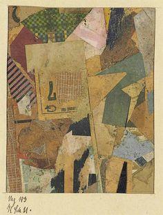 Kurt Schwitters (1887-1948) Mz 193, 1921