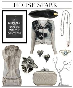 House Stark outfit put together by Hurchariot