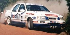 Ford Sierra Cosworth 4x4 Group N For Sale (1990)