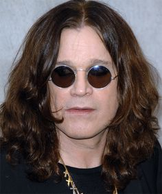 THE OZZY OSBOURNE  best long mens hairstyles ozzy osbourne