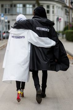 a008717199d The Vetements raincoat is the perfect fashion piece to get soon