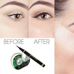 How to Apply Eyeliner: Get the perfect Cat Eye/ Winged Eye