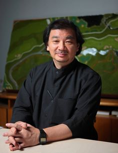 Shigeru Ban, humble architect, wins the highest honor - the 2014 Pritzker Prize | via designboom