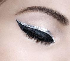 #Ciaté Liquid Chrome Metallic Eyeliner- Sci-Fi | #Sephora Beauty Board