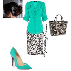 Apostolic Fashions #347 by apostolicfashions on Polyvore featuring Oasis, Rika, Christian Louboutin and Ted Baker