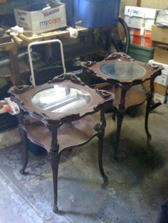 1950 coffee end tables value phila my antique furniture collection - Antique End Tables Value