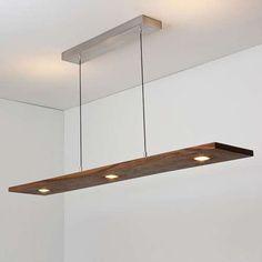 Vix 5 Light LED Linear Pendant Light