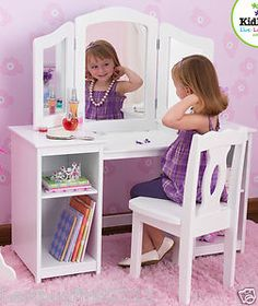 Little Girls Play Vanity Table | Decorating Ideas For Home | Pinterest | Vanity  Tables, Vanities And Plays
