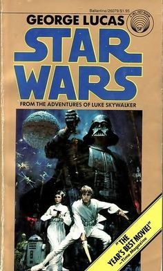 Star Wars novelization