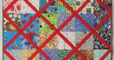 Today I have one of my go-to charity quilt patterns for you! Here is the latest one I made using this pattern. If you want to make thi...