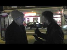 Shock Conversion of Ex-British Soldier to Islam! 'Live' Street Dawah - YouTube