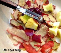 Fresh Eggs Daily: Make your own Apple Cider Vinegar