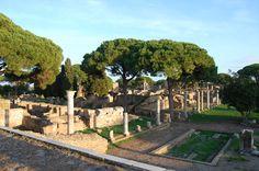 Ostia Antica, Lazio