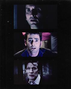 """I am the Doctor, and I am afraid."""