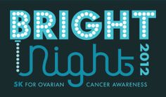 Greenville, NC Bright Night 5K for Ovarian Cancer Awareness