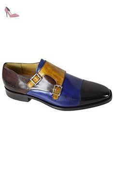 Melvin   Hamilton - Chaussure en cuir Melvin   Hamilton Jeff 22  Amazon.fr   Chaussures et Sacs b0b9609e701d