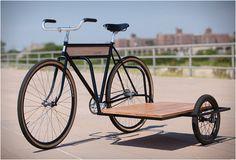 As mentes criativas do Horse Cycles desenvolveram um bonito e funcional Sidecar para Bicicletas que é feito tanto para o trabalho como para o lazer. Ele apresenta uma armação especialmente estruturada e super forte, feita com aço cromado, q