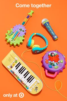 Time to sing & play! Your budding musician will love these Beat Bugs musical toys. Only at Target.