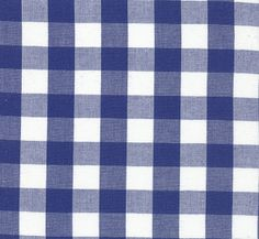"Fabric Finders, Inc. 1/2"" Nautical Check"