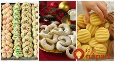 Vajcia sú stále drahšie. Prinášame vám zbierku fantastických vianočných receptov, ktorými potešíte všetkých pri sviatočnom stole a čo je najlepšie, pripravíte ich celkom bez vajec!  Vanilkové rožky bez vajec      Tento recept si znašej rodiny predávame zgenerácie na