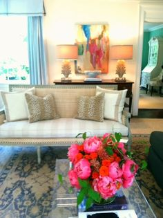 Laying the Foundation: Layered Rugs
