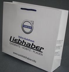 Papiertüten gehen bei uns in jeder Größe. Ganz klein aber auch in großem Format Company Logo, Logos, Logo