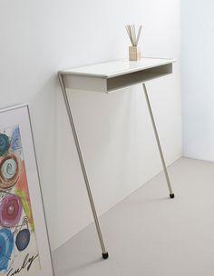 Lola Anlehnconsole Entrance, Desk, House Design, Simple, Decorations, Furniture, Home Decor, Nice Designs, Console