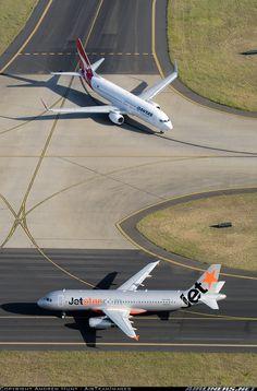 Airbus A320 vs. Boeing 737 (QANTAS Group)