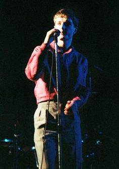 Ian Curtis. Joy Division @ De Montfort Hall, Leicester, 29 Oct 1979