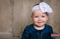6 Month Old Baby Photography | Copyright Jonna Nixon/Red House Photography 2014