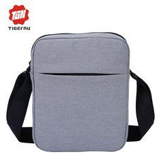 2017 Tigernu Fashion Crossbody Bag Men Shoulder Bag Oxford Messenger Bag Business Briefcase Women Leisure Summer Messenger Bag