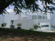 The High Museum of Art is the leading art museum in the Southeastern US.