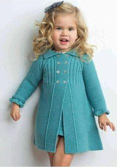 NEW Little Princess Coat For 2