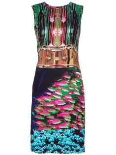 Katrantzou - love this newer trend of incorporating photographic elements into fabric design.