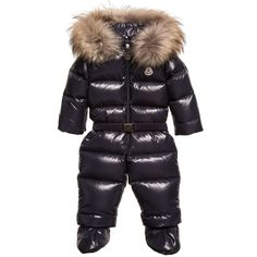 moncler baby overall