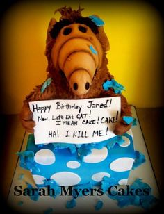 30 Best Alf Birthday Party Ideas Decorations And Supplies Images