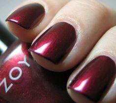 "Zoya Blair--i wish i knew where to get this polish... i love it, its a ""me"" color"