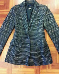 #NanetteLepore #Blazer #Sparkle   Size 2   $156! Call for more info (781)449-2500. #FreeShipping #ShopConsignment  #ClosetExchangeNeedham #ShopLocal #DesignerDeals #Resale #Luxury #Thrift #Fashionista